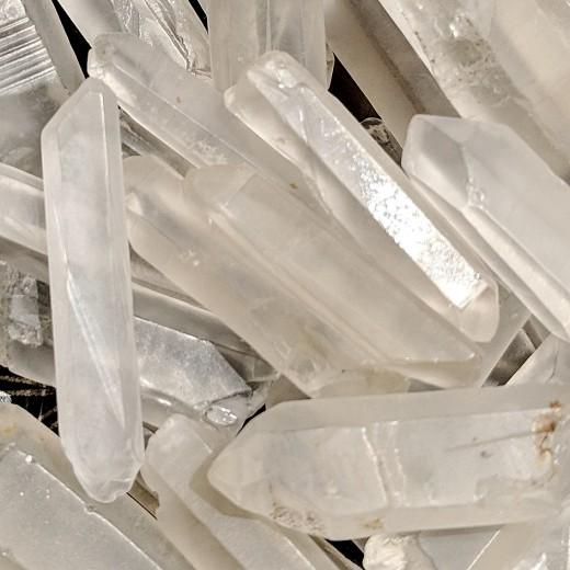 Hegyikristály csúcs - természetes